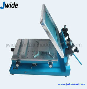 SMT Machine for PCB Manual Printer pictures & photos