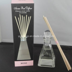 8 Rattan Sticks Decorative Rose Aroma Reed Diffuser pictures & photos