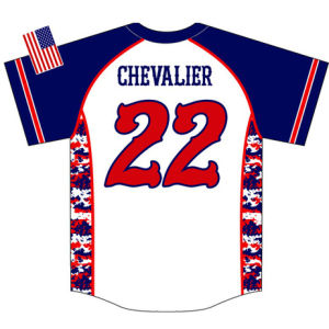 New Mesh Throwback Custom Design Baseball Shirt Baseball Jersey Wholesale pictures & photos