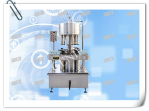 Automatic Negative Pressure Liquid Filling Machine
