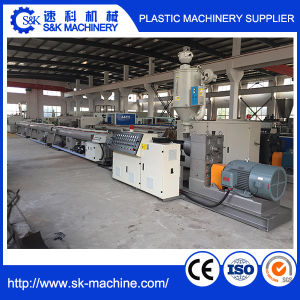 Single Screw Production Line for PE/PP/PPR Pipe/Tube pictures & photos