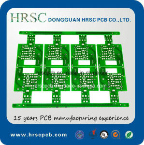 Rigid Black PCB Circuit Board with UL, Ts16949, ISO14000, SGS, RoHS, pictures & photos