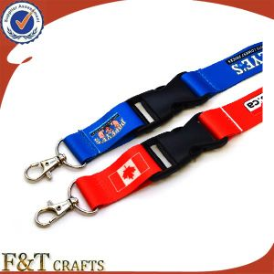 Hot Selling Heat Transferred Printing Custom Lanyard pictures & photos