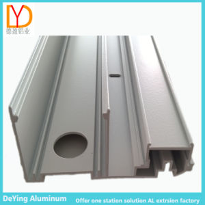 professional Drilling Tapping Excellent Surface Treatment Industrial Aluminum Extrusion pictures & photos