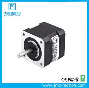 Bipolar 0.30nm Holding Torque Frame Size 42X40mm NEMA 17 3D Print Motor 0.8A pictures & photos