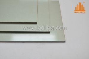Acm Material Mirror Hairline Brushed Polyester PE Kynar 500 Nano PVDF Aluminium Composite Panel pictures & photos