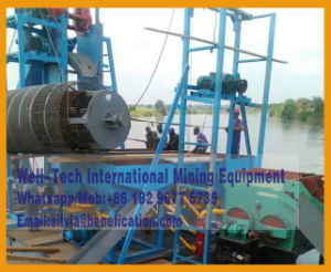 Congo′s Diamond Mining Equipment Jig Separator pictures & photos