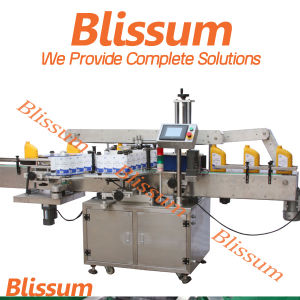 New Type Automatic Adhesive Labeling Machine pictures & photos