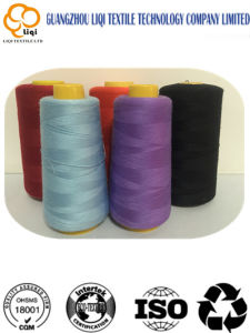 High Quality Eco-Friendly Rayon Polyester Embroidery Thread pictures & photos