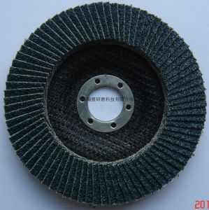 125*22mm Cheap Zirconia Flap Disc for Stainless Steel