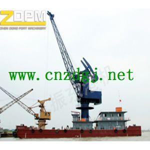 Boat Capture Crane, Marine Pickup Crane, Marine Gripper Crane pictures & photos