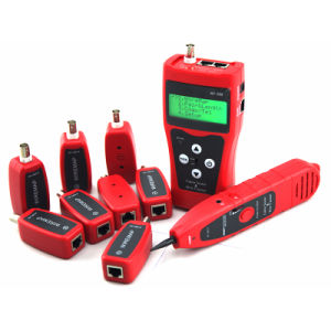 Network Cable Tester & Wire Tracker with 8 Remote Identifier pictures & photos