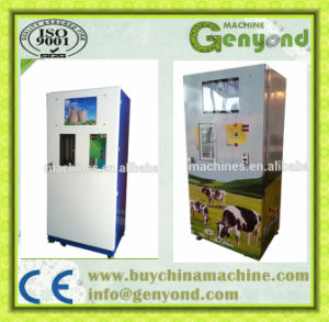 Fresh Milk ATM Milk Vending Machine pictures & photos