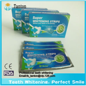 6% Hydrogen Peroxide Teeth Whitening Strips