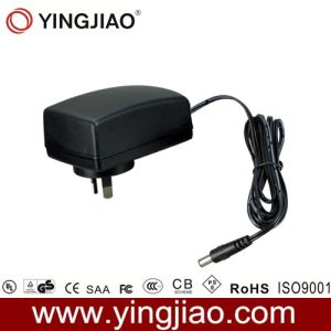35W EU Plug Switch Mode Adapter with CE pictures & photos
