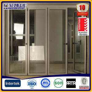 Aluminium Folding Doors in Guangzhou pictures & photos