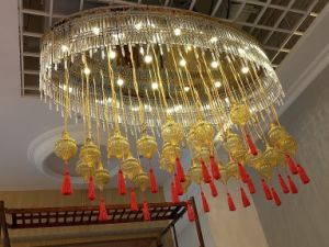 Hotel Glass Crystal Decoration Lighting (KA0522) pictures & photos
