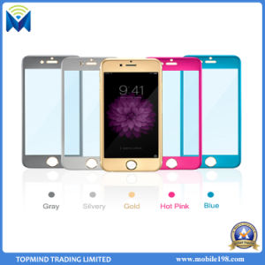 Ultrathin 3D 0.26mm Tempered Glass Screen Protector for iPhone 6 6 Plus pictures & photos