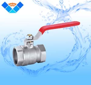 """Female High Quality Ball Valve From Size 1/2"""" to 4"""""""