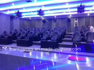 Cheap Metal Room 5D Mini Cinema, Good Quality High-Tech Newest 5D Cinema pictures & photos