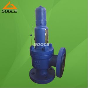 Spring Loaded Low Lift Type High Pressure Safety Valve (GA41Y) pictures & photos