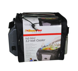 Thermoelectric Cooler Bag 12liter DC12V for Cooling and Warming Function pictures & photos