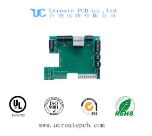 High Quality 94V0 PCB for PS4 with Green Solder Mask pictures & photos