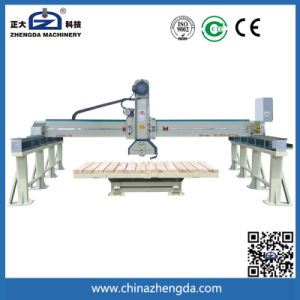 Fully Automatic Bridge Cutting Machine for Slab with Laser (ZDH-600) pictures & photos