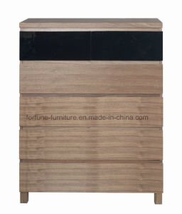 Modern Wooden Chest of 5 Drawers (10295-3) pictures & photos