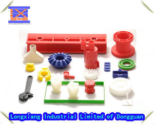 Plastic Parts with Small Ribs / Injection Moulding pictures & photos