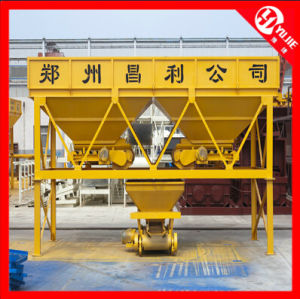 Advanced Electric Control Concrete Batching Machine PLD800 for Construction pictures & photos