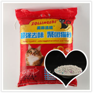 1-3.5mm Odor Control Bentonite Strong Clumping Pet Litter pictures & photos