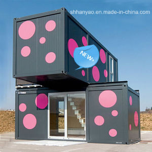New Design Customized Commercial Container House pictures & photos