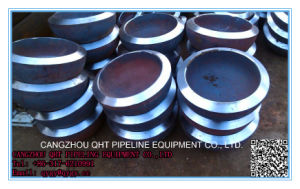 Carbon Steel Threaded Cap in Good Price pictures & photos
