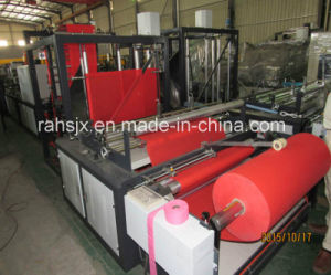 PP Non-Woven Fabric Shoes Bag Making Machine (WFB-600A) pictures & photos