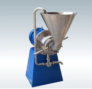 Small Colloid Mill Inox Colloid Mill Meat Colloid Mill Price pictures & photos