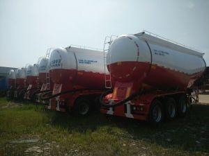 Hubei Dongrun Utility Trailer/Dry Powder Tanker Semi Trailer