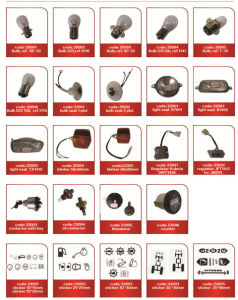 So Many Types of Tractor Spare Parts pictures & photos