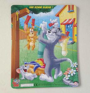 3D Cartoon Promotional Papercard Jigsaw pictures & photos