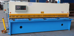 Manufacturer Directly Sale QC12y 4X2500 Hydraulic Swing Beam Shear Machine pictures & photos