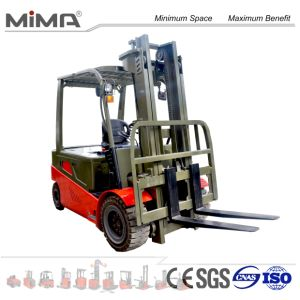 Nice Design for Electric Forklift 2000kgs Cpacaity pictures & photos
