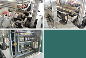 Computerized Automatic Heat-Sealing and Heat-Cutting Bag Making Machine pictures & photos