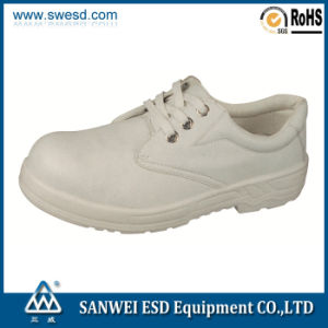 Antistatic White Work Safe Shoe 3W--9108 pictures & photos