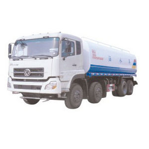 25-30t Dongfeng Water Tanker Truck (260HP 6X4 25000L) pictures & photos