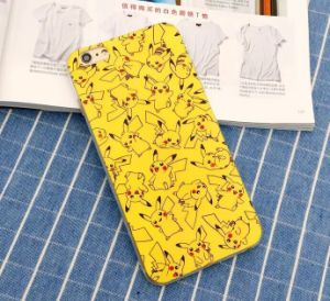 The Newest and Hot Sell Pokeman Case for iPhone5/6 pictures & photos