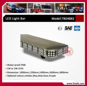 High Bright Square LED Ambulance Warning Light Bar (TBD4882) pictures & photos