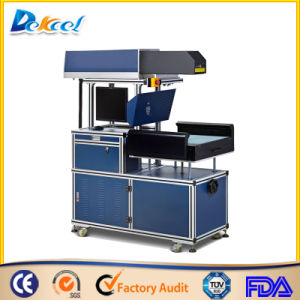100W 150W CO2 Laser Marking Machine 3D Dynamic Laser Machine for Large Size Jeans Printing pictures & photos