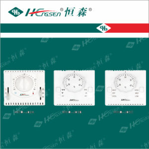 Thermostat Wkj-03 / Temperature Controller Hengsen pictures & photos