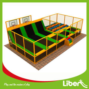 2015 Newest Fitness Indoor Commercial Trampoline Park pictures & photos
