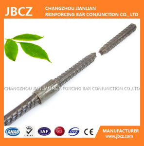 700MPa Parallel Threaded Rebar Coupler Used in Rebar Connection pictures & photos